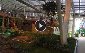 西安生态餐厅喷雾降温工程