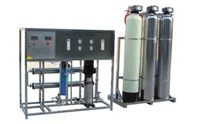 大型反渗透纯水机