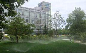 园区喷淋喷灌系统