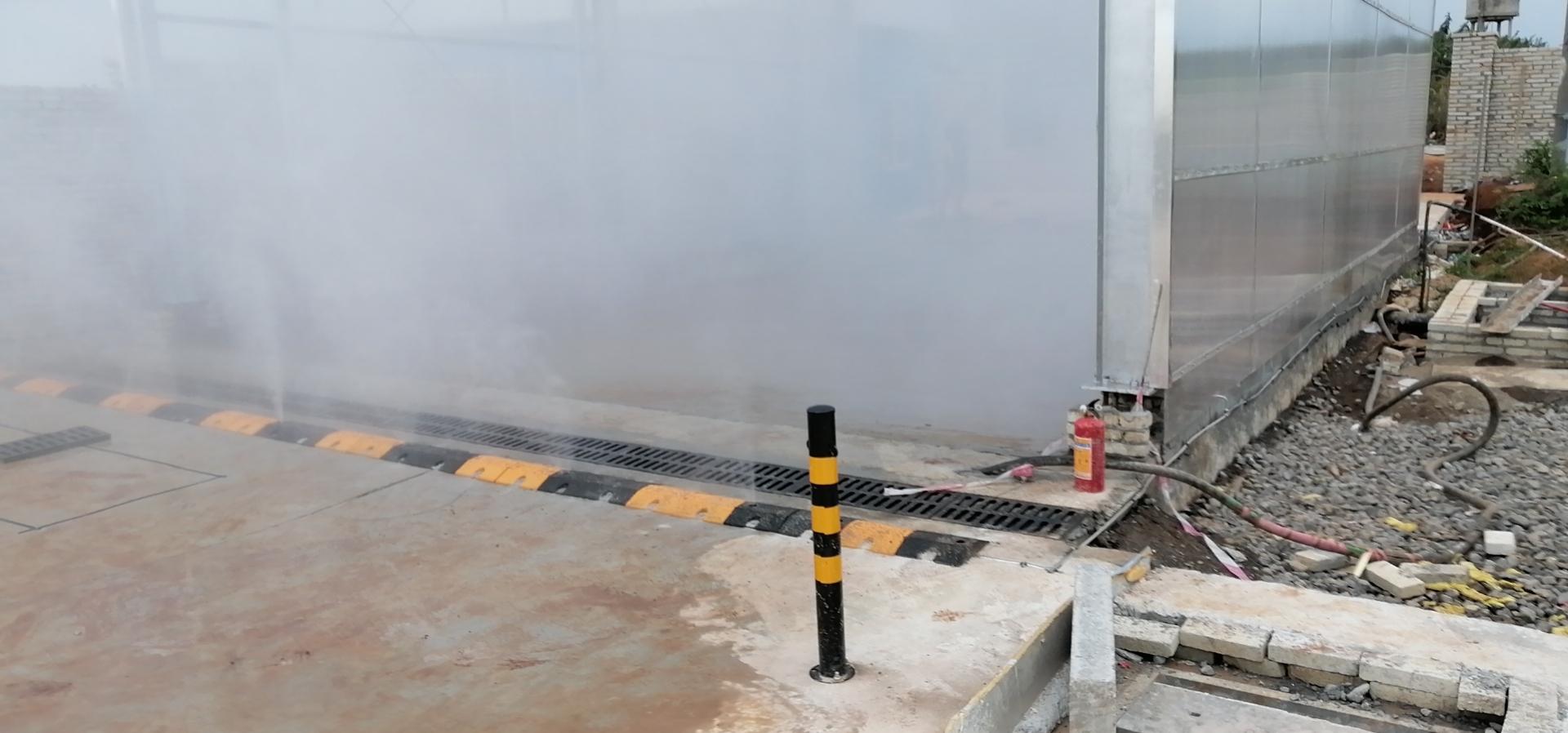 湛江畜牧业汽车喷雾消毒设备