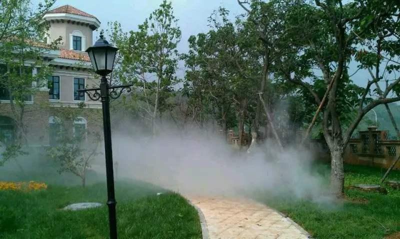 雾森系统的好处