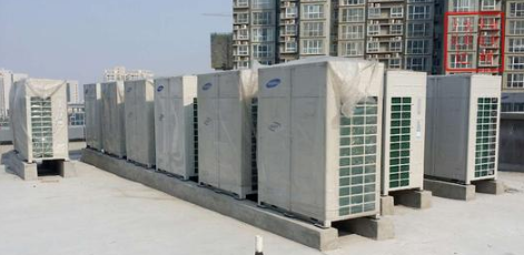 空调喷雾降温节能技术