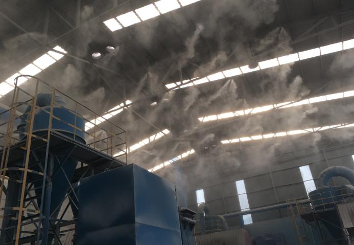 冶炼厂除尘设备案例