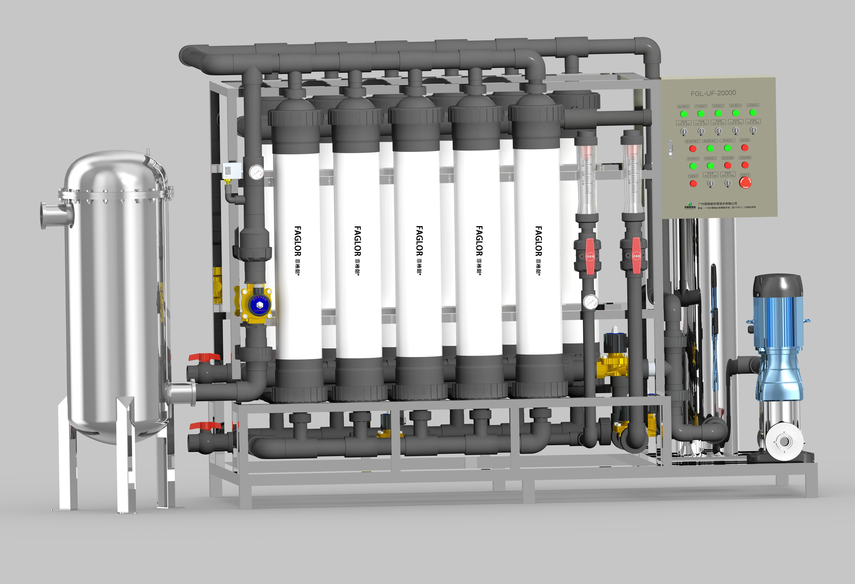 养殖场水处理过滤系统