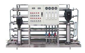1-4吨/小时纯水设备