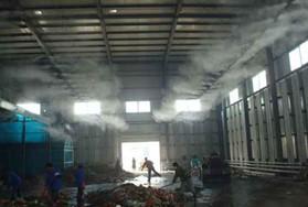 垃圾中转站喷雾除臭设备