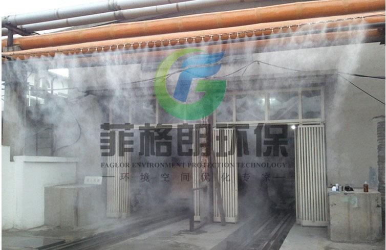 喷淋废气除臭设备