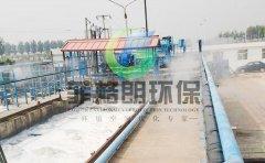 生物除臭设备环保制剂市政污水处理厂