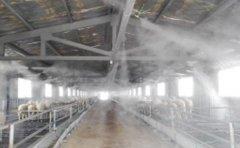 养殖场专业除臭喷雾除臭设备