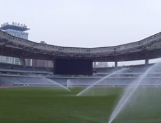 体育场足球场喷灌设备