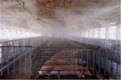 生物除臭剂有效解决养殖场恶臭环境喷雾除臭设