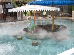 温泉喷雾设备