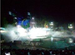 菲格朗景观造雾喷雾降温人造雾设备系统
