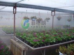广州高压微雾加湿喷雾降温设备系统