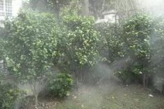 喷雾降温设备的工作原理
