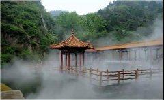 人造雾设备打造人间仙境般的美!