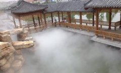 人造雾原理及功能简介