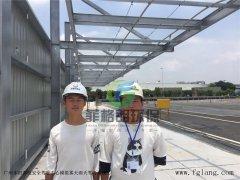 广州本田喜悦安全驾驶中心模拟雾天雨天驾考系
