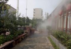 景观造雾人工造雾工程