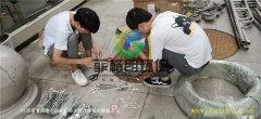 江西琛光房地产商业广场项目冷雾雾化降温系统