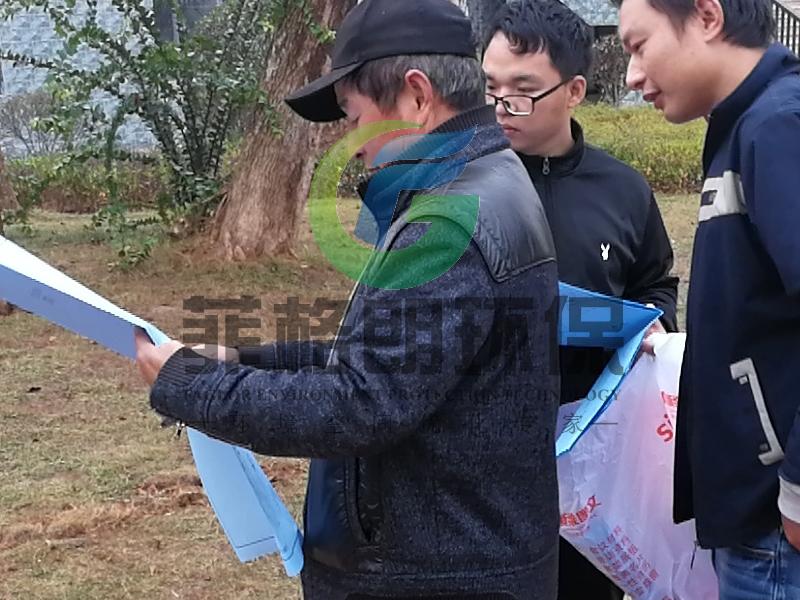 江西赣州南康家居小镇绿化喷淋灌溉全面竣工验